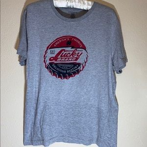 Lucky Brand Tee Size Large